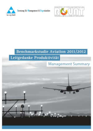 2012/01 Benchmarkstudie Aviation